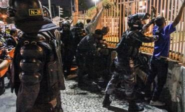 Caos social en Brasil a menos de un mes del inicio del mundial de fútbol