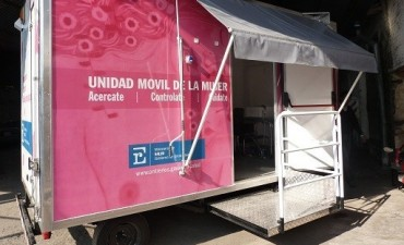 Continúan las mamografías en la ciudad de Federal