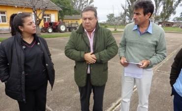 Ullúa pidió a Vialidad, la urgente pavimentación de la ruta número 5