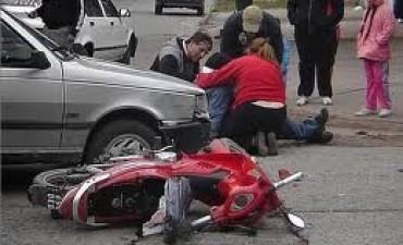 Hospitales reclaman extremar los controles de motos para prevenir accidentes
