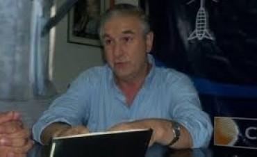 Juan Carlos Luchessi confirmó obras de enripiado para Colonia Federal