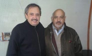 Ricardo Alfonsín estuvo en FmCienFederal