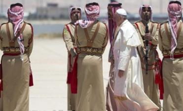 Histórica visita del Papa Francisco Oriente Medio