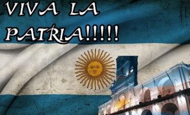 Viva la patria!! 25 de mayo