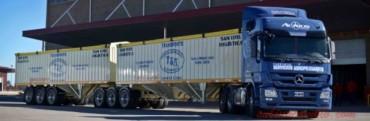 Los BITRENES los nuevos camiones de 30 mts