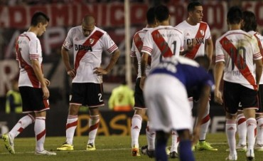 River sin reacción perdió 1 a 0 con Cruzeiro y se complica en la Copa