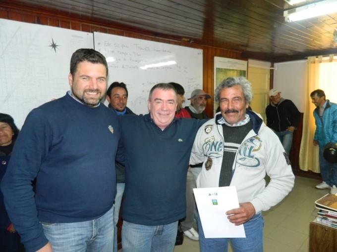 Ladrilleros de la Colonia beneficiados con aportes del Municipio.