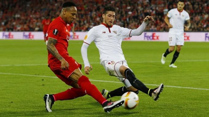 Sevilla venció al Liverpool y se quedó con la Europa League por tercera vez consecutiva