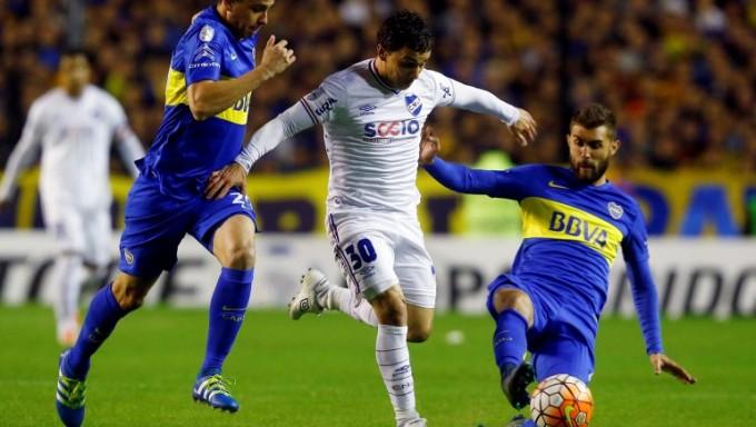 Boca venció a Nacional por penales y clasificó a las semifinales de la Libertadores