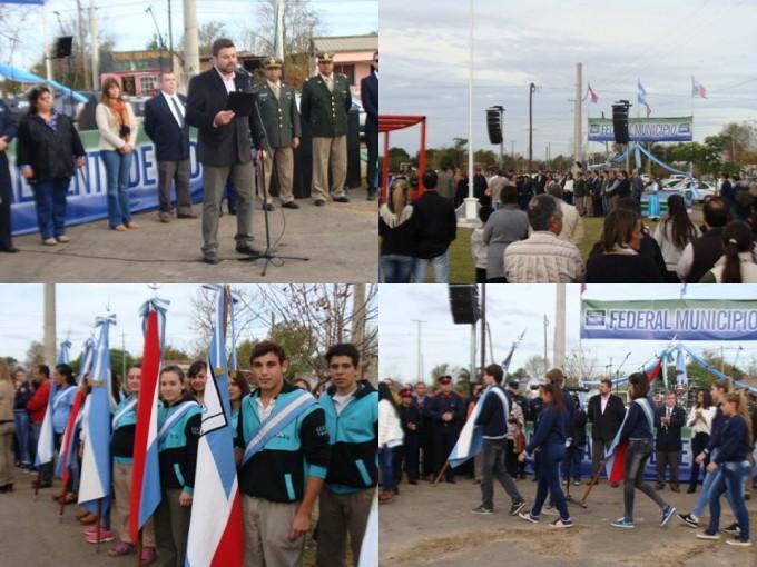 La Fiesta Patria y su celebración en Federal
