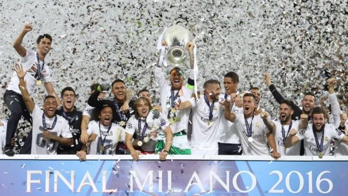 Real Madrid venció al Atlético de Simeone y se consagró campeón de la Champions League