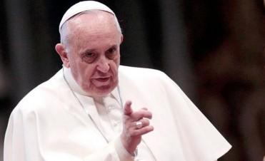 El Papa Francisco consideró una
