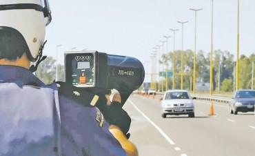 Regresan las foto multas a rutas entrerrianas: Cómo es el procedimiento