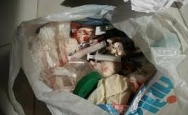 Este miércoles Federal presenta el proyecto de recolección diferenciada y tratamiento de residuos patológicos