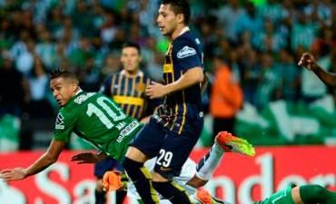 Rosario Central perdió en Medellín y se quedó afuera de la Copa Libertadores