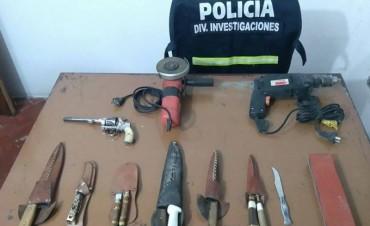 Continúan recuperando elementos robados en Estancia de Colonia La  Lila