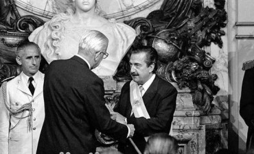 Historia de los vetos presidenciales, desde Alfonsín hasta Macri