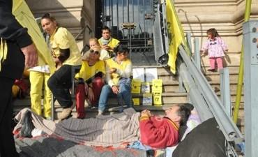 Mingo Maciel : Macri acuerda con movimientos sociales como el Kirchnerismo