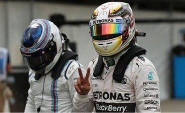 Lewis Hamilton conquistó el Gran Premio de Mónaco