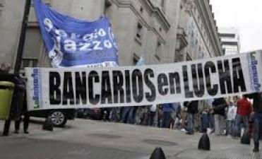 Bancarios anunciaron un