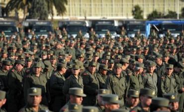 Detallaron cuánto cobrarán gendarmes y prefectos según su cargo