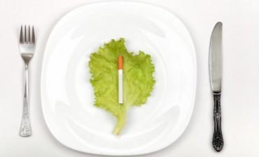 Chau cigarrillo: cómo lograrlo sin subir de peso