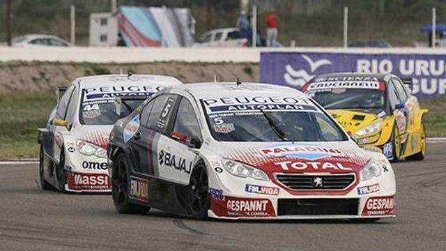 Werner fue segundo en Mendoza y es líder en el Súper TC2000