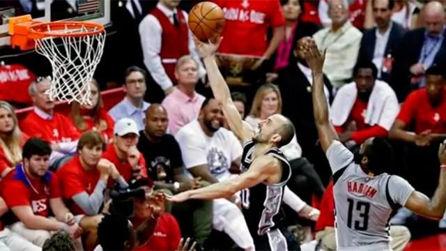 Ginóbili sigue haciendo historia: jugará su octava final de conferencia con San Antonio Spurs