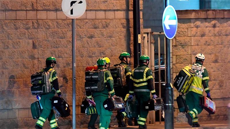 Confirman que explosión en Manchester fue atentado y crece la cifra de muertos