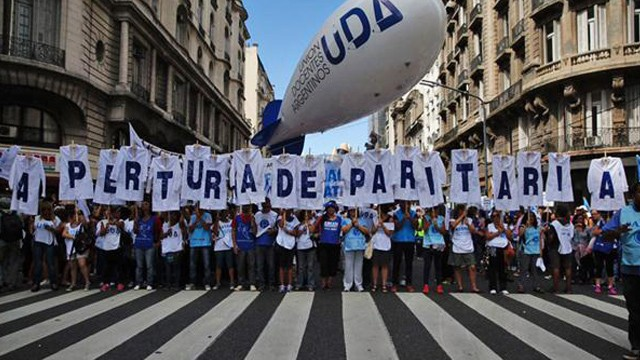 Confirmaron el fallo que suspendió convocar a paritarias nacionales docentes