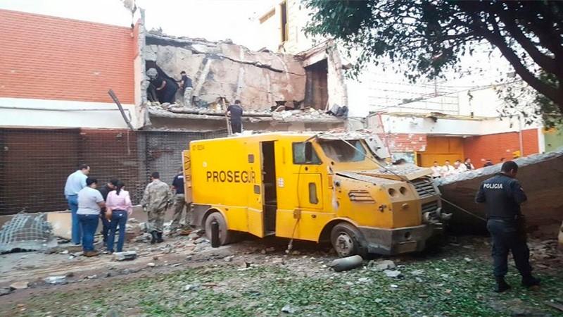 Parte de la banda del millonario asalto en Paraguay estaría cerca de Entre Ríos