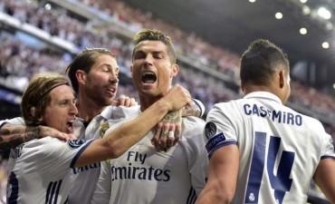 Champions: Cristiano Ronaldo tuvo una noche de gloria y Real Madrid dejó casi liquidada la semi
