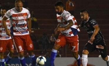 Atlético Paraná no levanta y perdió frente a Instituto en Córdoba
