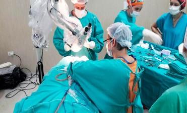 Realizaron intervención quirúrgica inédita en un hospital de Entre Ríos