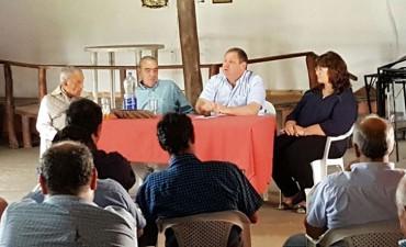 Alternativa Radical en búsqueda de la unidad del partido por las legislativas