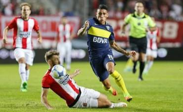 Boca no pudo con Estudiantes en La Plata y cedió puntos en la pelea