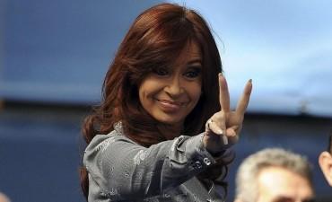 Crece la intención de voto para Cristina Kirchner