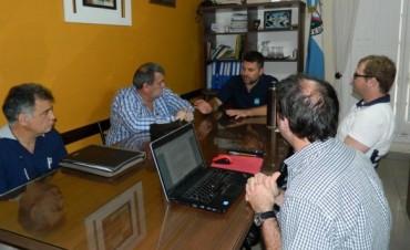 EL MUNICIPIO COORDINA PROYECTOS DE EXTENSIÓN CON LA FACULTAD DE CIENCIAS AGROPECUARIAS DE LA UNER