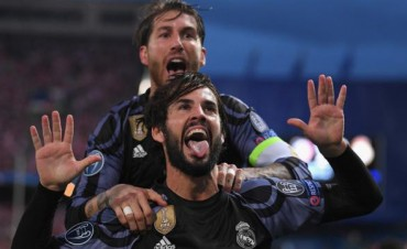 Pese a la derrota Real Madrid llegó a la Final de la Champions League
