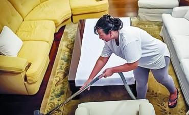 El sueldo de las empleadas domésticas se podrá pagar por internet