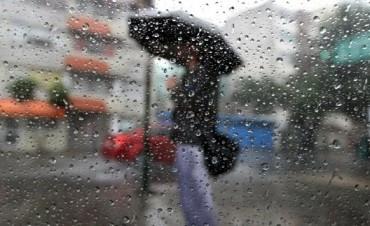 Anuncian lluvias y tormentas para Entre Ríos