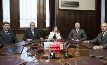 La AGN cuestionó la utilización de fondos presupuestarios por parte de la Corte Suprema