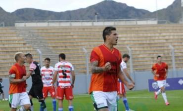 Atlético Paraná perdió en San Luis y el descenso lo acecha cada vez más
