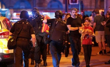 Explosión en recital en Manchester: la Policía confirma que hay muertos y heridos
