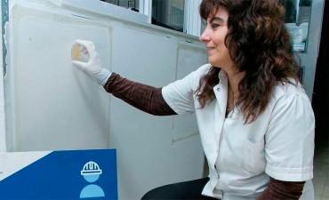 Investigadores del INTI crearon una pintura que mata las bacterias