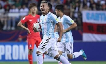 ¿Un milagro? Lo que necesita la selección argentina Sub 20 para clasificarse a octavos de final del Mundial de Corea del Sur