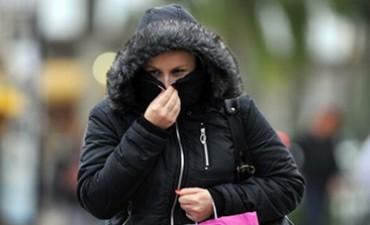 Pronostican descenso de la temperatura para el fin de semana