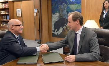 El CFI financiará obras para el desarrollo comercial y turístico entrerriano