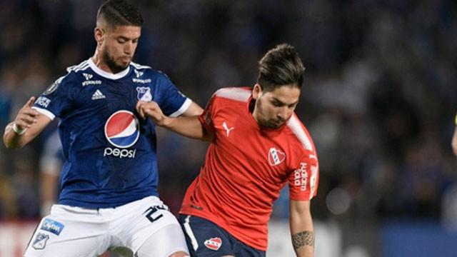 Copa Libertadores: Independiente empató en Colombia y depende de sí mismo para meterse en octavos