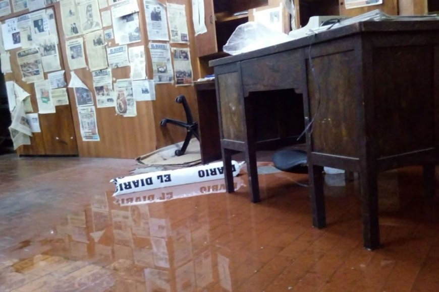 Despidieron a 52 empleados de El Diario